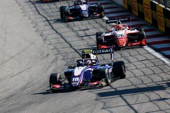 Педро Пике, Trident, и Маркус Армстронг, PREMA Racing