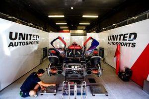 #22 United Autosport Oreca 07 - Gibson: Philip Hanson, Filipe Albuquerque, Paul Di Resta