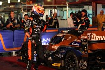 Race winner #26 G-Drive Racing Aurus 01 Gibson: Jean-Eric Vergne