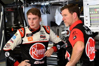 Christopher Bell, Joe Gibbs Racing, Toyota Supra Rheem-Gemaire, Jason Ratcliff