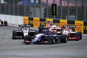 Niko Kari, Trident en Robert Shwartzman, PREMA Racing
