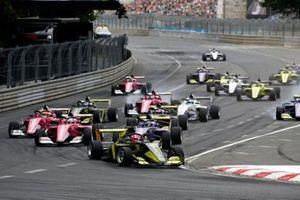 Start der W-Series 2019 auf dem Norisring
