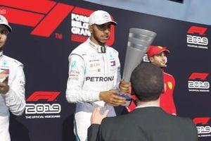 Screenshot: F1 2019