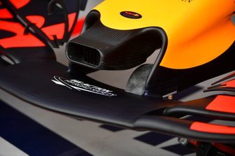 Red Bull Racing RB 15, nose