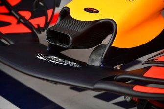 Nez de la Red Bull RB15