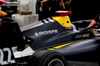 Wagen van Ye Yifei, Hitech Grand Prix