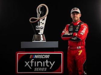Justin Allgaier, JR Motorsports, Chevrolet Camaro BRANDT Professional Agriculture, Xfinity Playoff Drivers