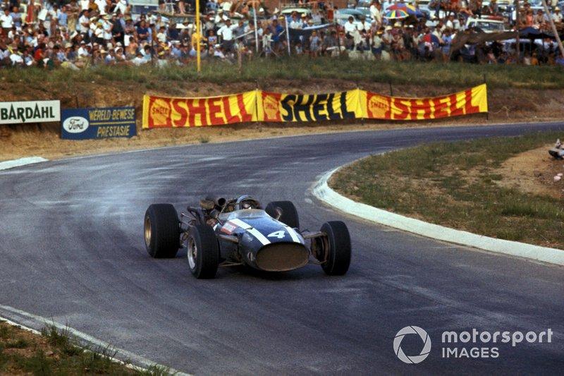 #38 Pedro Rodríguez, Cooper Maserati