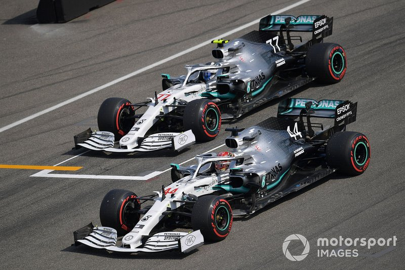 German GP: Lewis Hamilton, Mercedes
