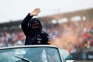 Pierre Gasly, Red Bull Racing on the drivers parade