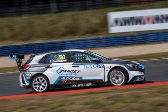 Dominik Baumann, Target Competition Hyundai i30 N TCR