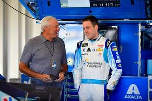 Alex Bowman, Hendrick Motorsports, Chevrolet Camaro Nationwide Children's Hospital, Dale Jarrett