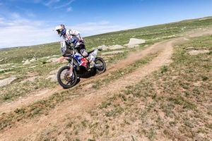Adam Tomiczek, Husqvarna FR 450 Rally