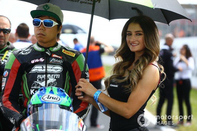 Hikari Okubo, Kawasaki Puccetti Racing