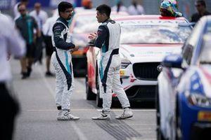 Ahmed Bin Khanen, Saudi Racing, Yaqi Zhang, Team China parlano sulla griglia