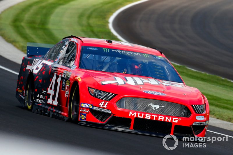 16th: Daniel Suarez, Stewart-Haas Racing --