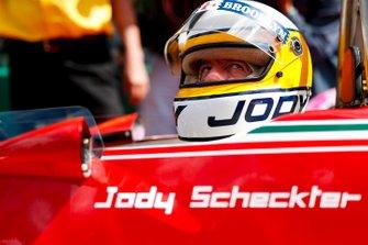 Джоди Шектер, Ferrari 312T