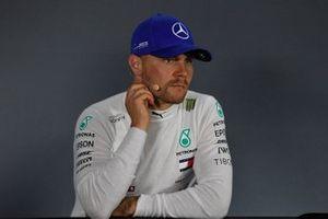 Valtteri Bottas, Mercedes AMG F1, 2e plaats, in de persconferentie