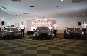 GT500 車両発表
