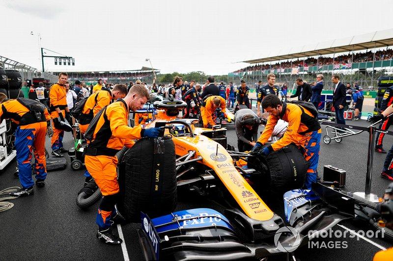 GP de Gran Bretaña (19 de julio)