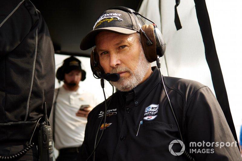 Инженер Эда Карпентера, Ed Carpenter Racing Chevrolet