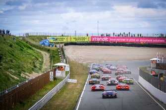 Start der Blancpain Sprint Series 2019 in Zandvoort