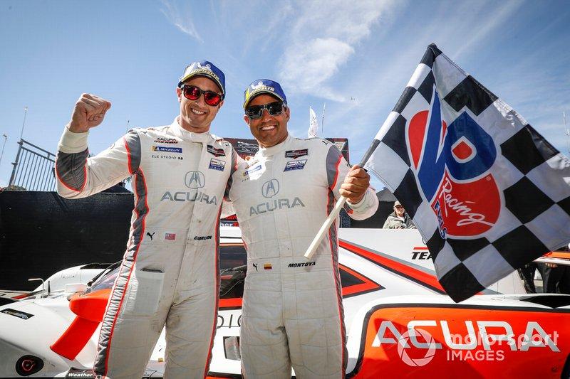 2019 - IMSA: Dane Cameron/Juan Pablo Montoya (Acura ARX-05)