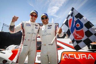 1. #6 Acura Team Penske Acura DPi, DPi: Juan Pablo Montoya, Dane Cameron