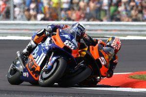 Johann Zarco, Red Bull KTM Factory Racing and Oliviera