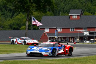 #66 Ford Chip Ganassi Racing Ford GT, GTLM: Joey Hand, Dirk Müller