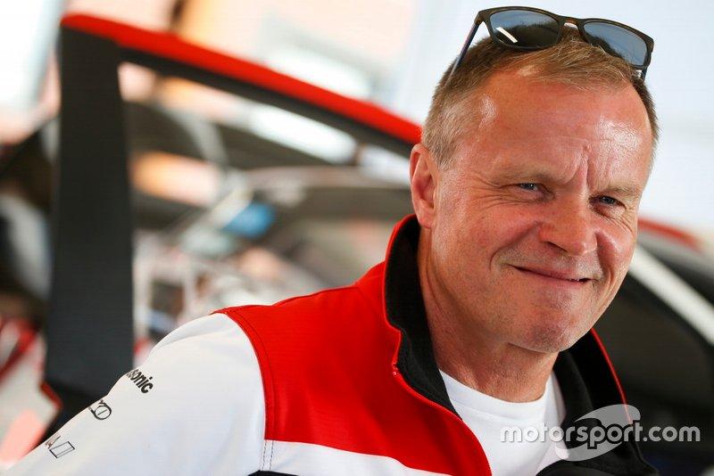 Tommi Makinen, Team Principal, Toyota Gazoo Racing WRT