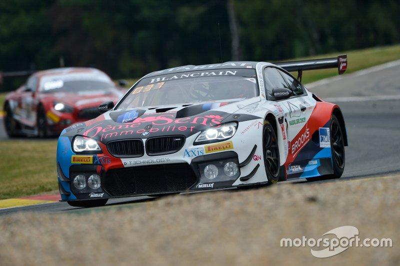 #37 3Y Technology BMW M6 GT3: Philippe Haezebrouck, Philippe Bourgois, Jean-Paul Buffin, Gilles Vannelet