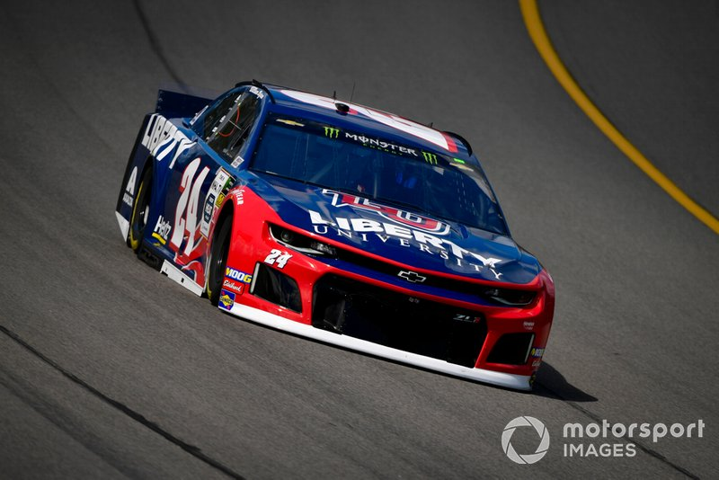 8. William Byron, Hendrick Motorsports, Chevrolet Camaro