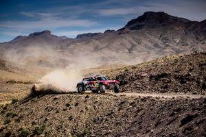 #301 X-Raid Mini JCW Team: Stéphane Peterhansel, Andrea Peterhansel