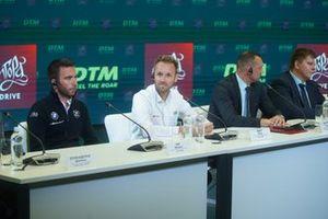 Philipp Eng, BMW Team RBM, René Rast, Audi Sport Team Rosberg
