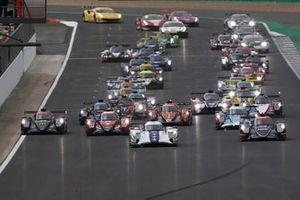 Start zu den 4h Silverstone der ELMS 2019