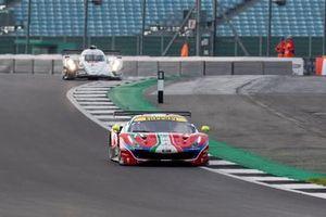 #71 AF CORSE - Ferrari 488 GTE EVO: Davide Rigon, Miguel Molina