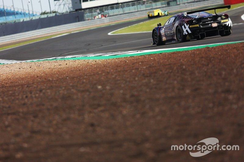 #60 Kessel Racing Ferrari F488 GTE: Sergio Pianezzola, Nicola Cadei, Andrea Piccini