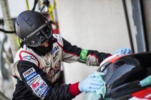 Crew: Toyota Gazoo Racing