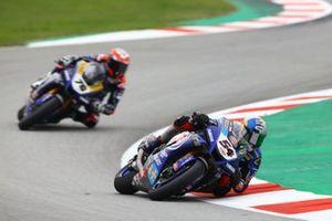 Toprak Razgatlioglu, Pata Yamaha, Loris Baz, Ten Kate Racing Yamaha
