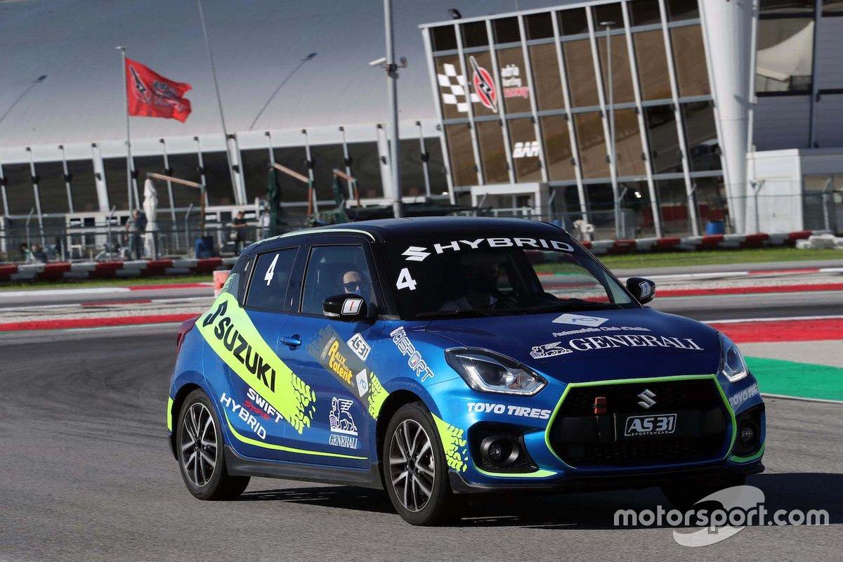 Suzuki protagonista ad Adria alle Finali di ACI Rally Italia Talent 2020