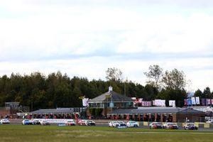 Start, Josh Cook, BTC Racing Honda Civic Type R