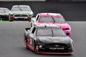 Josh Bilicki, Petty Ware Racing, Ford Mustang, Ricky Stenhouse Jr., JTG Daugherty Racing, Chevrolet Camaro Kroger