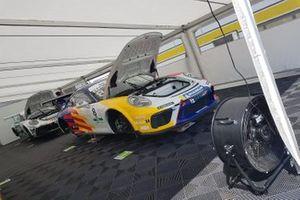 L'auto di David Fumanelli, Team Q8 Hi Perform