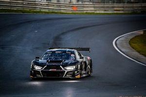#31 Belgian Audi Club Team WRT Audi R8 LMS GT3: Ryuichiro Tomita, Kelvin van der Linde