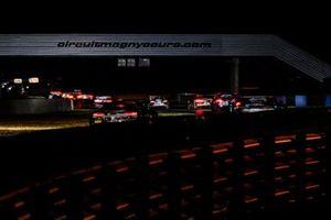 Start der GT-World Challenge Sprint 2020 in Magny-Cours