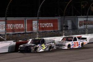 Jordan Anderson, Jordan Anderson Racing, Chevrolet Silverado Bommarito.com Spencer Boyd, Young's Motorsports, Chevrolet Silverado Bucks For The Brave