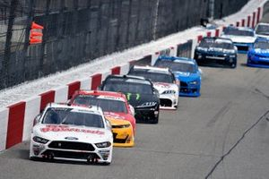 Chase Briscoe, Stewart-Haas Racing, Ford Mustang Go Bowling