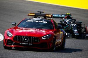Safety Car Valtteri Bottas, Mercedes F1 W11