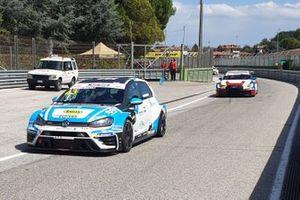 Riccardo Romagnoli, Proteam Racing, Volkswagen Golf GTI DSG TCR